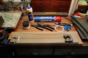 Jig tools & materials