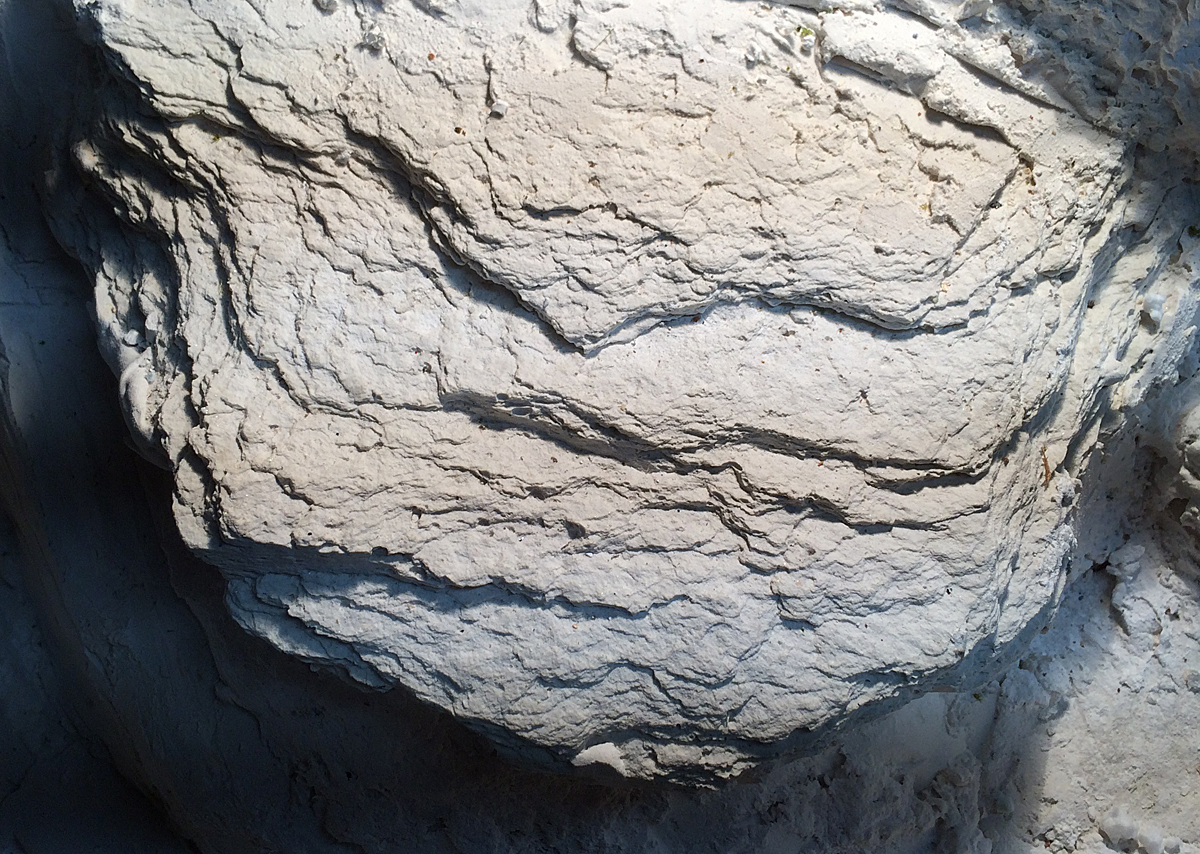Rock mold, Latex, Scenery